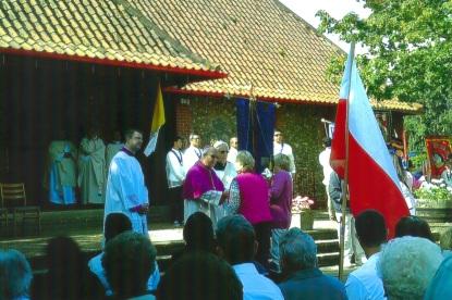 Bishop Alan Hopes, Chapel of Reconciliation